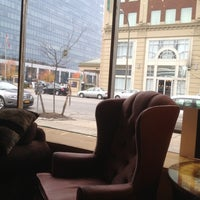 Photo taken at Spot Coffee Delaware Cafe by Victor R. on 11/14/2012