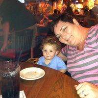 Photo taken at Saltgrass Steakhouse by Leonard S. on 7/13/2013