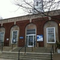 Photo taken at La Grange Post Office by Ian H. on 2/19/2013