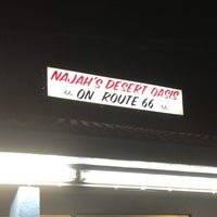 Photo taken at Gas Station In The Middle Of The Dessert by Julie M. on 7/18/2013