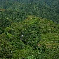 Photo taken at Banaue Rice Terraces Viewpoint by Patricia on 6/10/2016