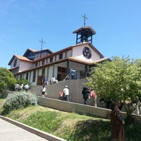 Photo taken at Santuario Santa Teresita de los Andes by Jose Luis A. on 11/25/2012