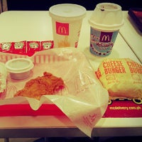 Photo taken at McDonald's by Russel Clark Q. on 7/28/2013