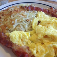 Photo taken at IHOP by Amy L. on 7/18/2013