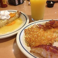 Photo taken at IHOP by Amy L. on 3/27/2014
