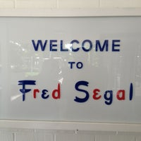 Photo taken at Fred Segal by Ryan on 10/11/2012