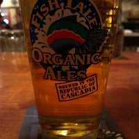 Photo taken at Fish Tale Brew Pub by Becky R. on 3/3/2013