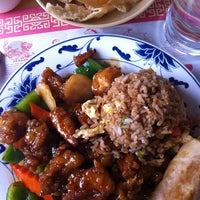 Photo taken at China Garden by Mary F. on 3/5/2013