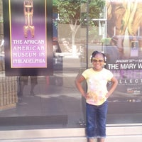Photo taken at African American Museum by Ms.Rae G. on 6/4/2013