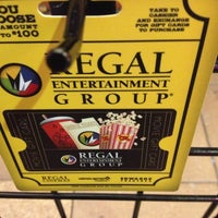 Photo taken at Regal Cinemas Atlas Park 8 by John C. on 11/11/2012