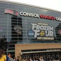 Photo taken at CONSOL Energy Center by Chris W. on 4/11/2013