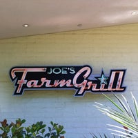 Photo taken at Joe's Farm Grill by Andres F. on 11/13/2012