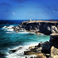 Photo taken at Isla Mujeres by Katrin P. on 4/20/2013