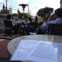 Photo taken at Apothecary Cafe & Wine Bar by Craig S. on 5/1/2013