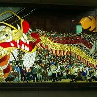 Photo taken at TX Asakusa Station by cazooya on 9/26/2012