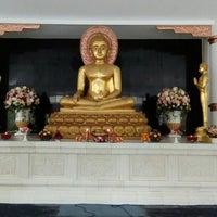 Photo taken at Vihara Theravada Buddha Sasana by ruslan c. on 5/8/2016