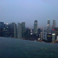 Photo taken at Rooftop Infinity Pool by Adam-Lee R. on 6/15/2013