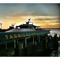 Photo taken at Tagbilaran City Bohol Port by Viel R. on 5/5/2013