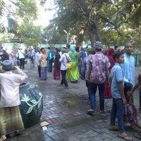 Photo taken at Kawasan Wisata Religi Makam Sunan Ampel by Lufti A. on 8/2/2015