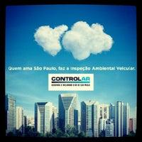 Photo taken at CONTROLAR - Inspeção Veicular by Daniel C. on 9/24/2012
