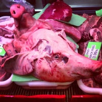 Photo taken at Sparrow Meat Market by Brett S. on 2/1/2013