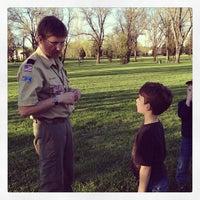 Photo taken at Bennett Park by Sanja K. on 5/24/2013