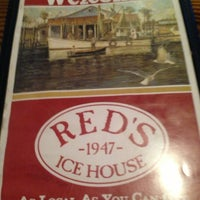Photo taken at Red's Ice House by Amy G. on 1/25/2013