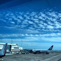 Photo taken at Auckland Airport (AKL) International Terminal by David O. on 11/20/2012