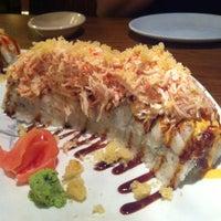 Photo taken at Goro's Sushi by Chris C. on 10/16/2012