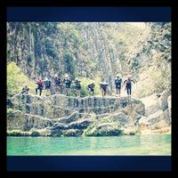 Photo taken at Matacanes by Marin I. on 7/31/2013