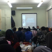 Photo taken at Student Islamic Centre by Nur Fatin Aliyya A. on 10/7/2012