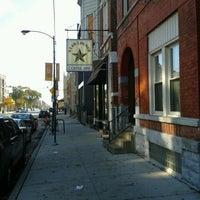 Photo taken at Dark Matter Coffee (Star Lounge Coffee Bar) by Jane W. on 10/21/2012