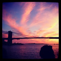 Photo taken at East River by Kimbie C. on 9/16/2012