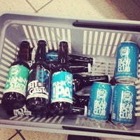 Photo taken at Systembolaget by Joonas T. on 8/16/2014