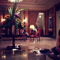 Photo taken at Hôtel Westminster by Вероника Д. on 7/21/2013