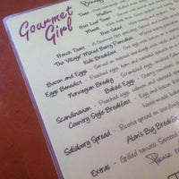 Photo taken at Gourmet Girl by Trevor Y. on 7/5/2014