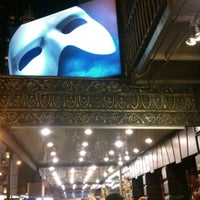 Photo taken at Majestic Theatre by Nataliya D. on 3/24/2013