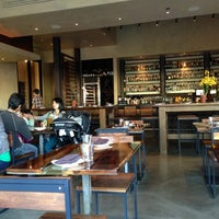 Photo taken at Skool Restaurant by Tak H. on 9/30/2012