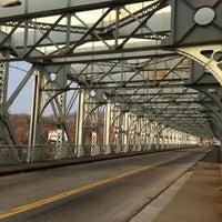 Photo taken at Falls Bridge by John H. on 12/2/2012