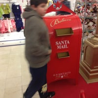 Photo taken at Macy's by Brendon P. on 12/20/2012