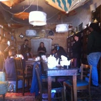 Photo taken at Dr. Bombay's Underwater Tea Party by Valerie Camille J. on 2/6/2013
