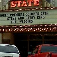 Photo taken at The Sandusky State Theatre by Dawn F. on 10/27/2012