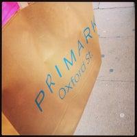 Photo taken at Primark by Francesca C. on 7/8/2013