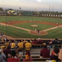 Photo taken at Packard Baseball Stadium by Conrad B. on 5/4/2013