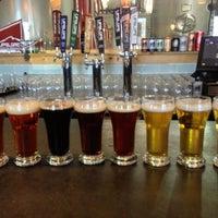 Photo taken at Upslope Brewing Company by Avery J. on 10/15/2012