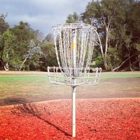 Photo taken at Morley Field Disc Golf Course by Avery J. on 12/2/2012