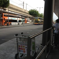 Photo taken at Airport (Ground Transportation Centre) Bus Terminus by Philo M. on 10/12/2012