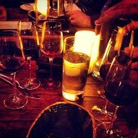 Photo taken at AYZA Wine & Chocolate Bar by An.sti.ce D. on 4/17/2013