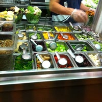 Photo taken at Chop't Creative Salad Company by Lu D. on 12/4/2012