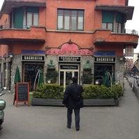 Photo taken at Sacrestia - Farmacia Alcolica by Massimiliano C. on 4/4/2013
